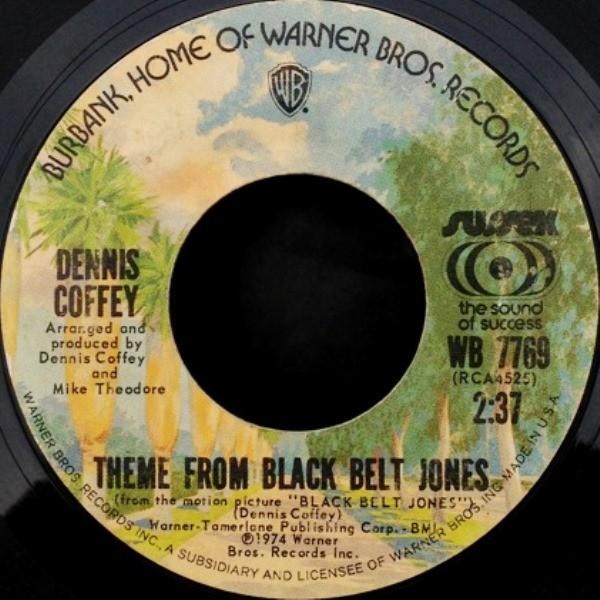 DENNIS COFFEY - THEME FROM BLACK BELT JONES