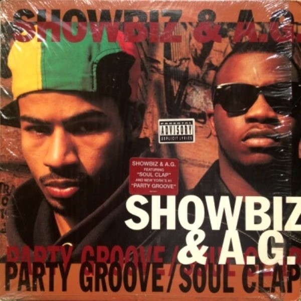 SHOWBIZ & AG - PARTY GROOVE / SOUL CLAP
