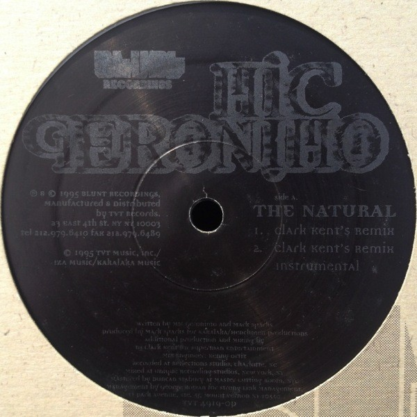 MIC GERONIMO - THE NATURAL REMIX