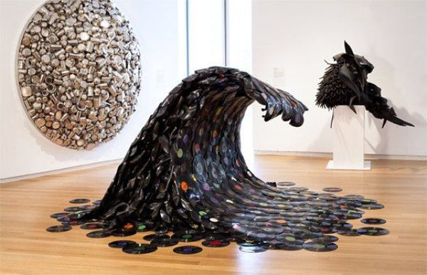 vinyl-records-wave-artwork
