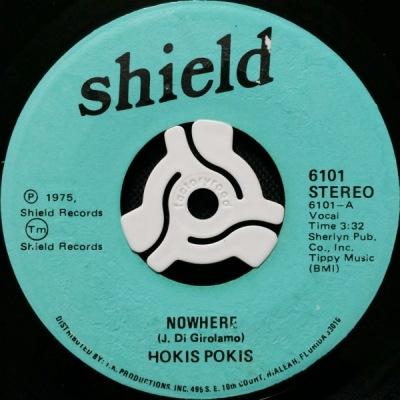 HOKIS POKIS - NOWHERE
