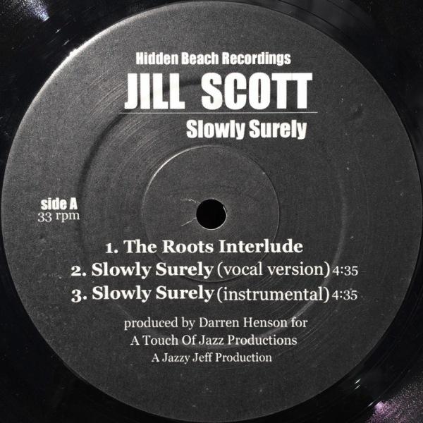 JILL SCOTT - SLOWLY SURELY