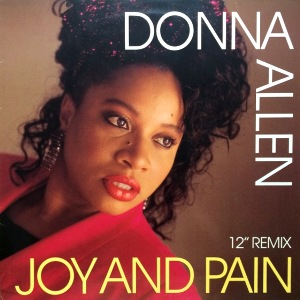 DONNA ALLEN - JOY AND PAIN