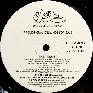 THE ROOTS - DISTORTION TO STATIC REMIX