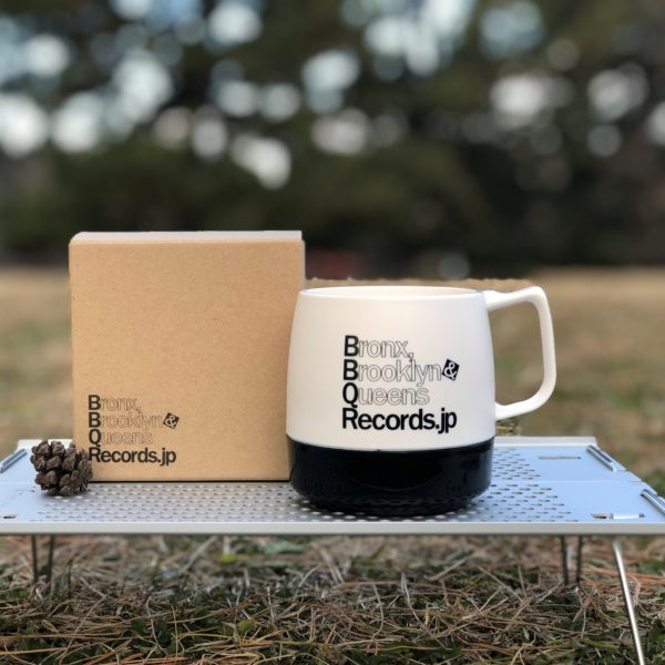 BBQ Records x Dinex マグカップ