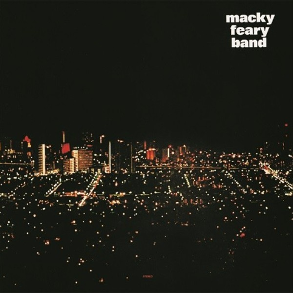 Macky Feary Band - Macky Feary Band(LP)